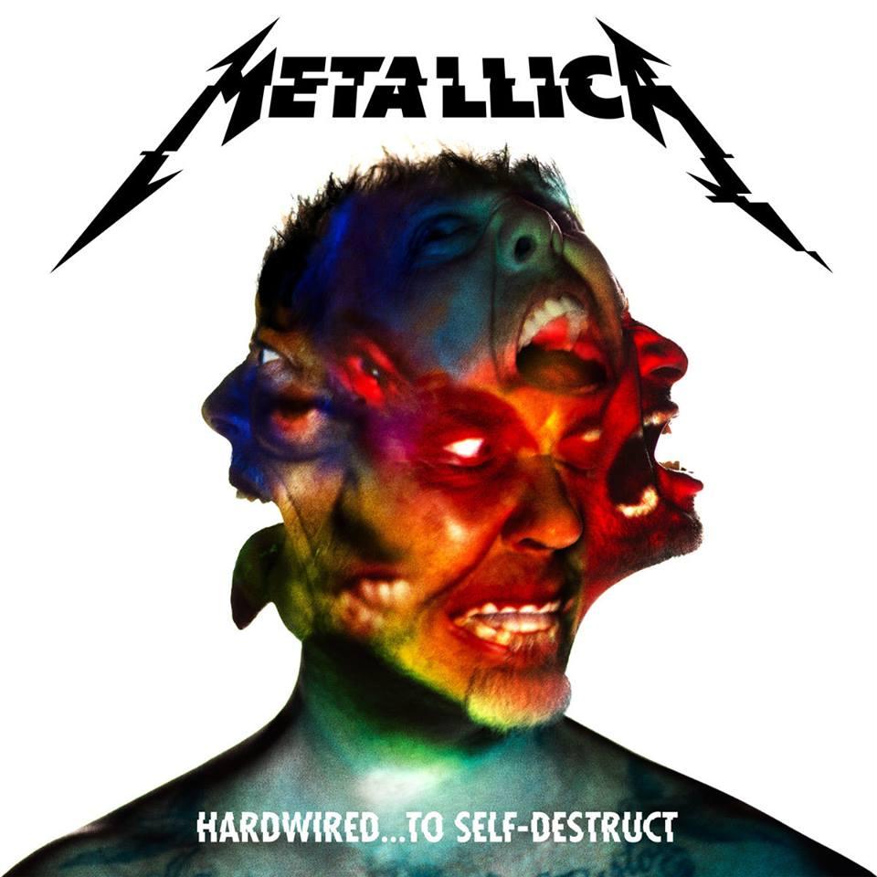 Metallica-Hardwired…to Self-Destruct