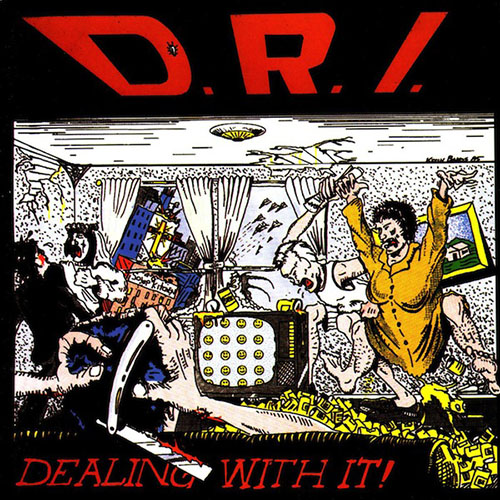 2 D.R.I. – Dealing With It